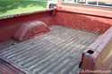 Truck Bed Rubber Liner