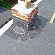Chimney Roof Seal