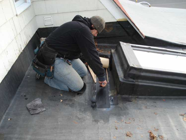 Roof Leak Sealant