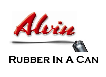 Rubber IN a Can Logo