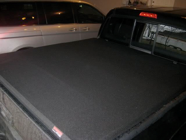 Truck Bed Rubberized Coating